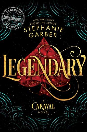Legendary by Stephanie Garber BookReview
