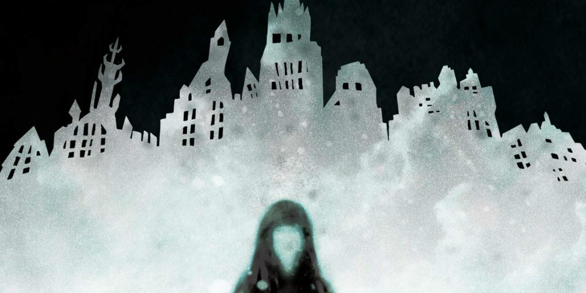 City of Ghosts (Cassidy Blake #1) BookReview