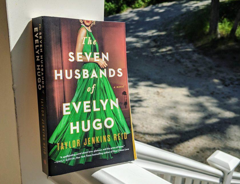 The Seven Husbands of Evelyn Hugo BookReview