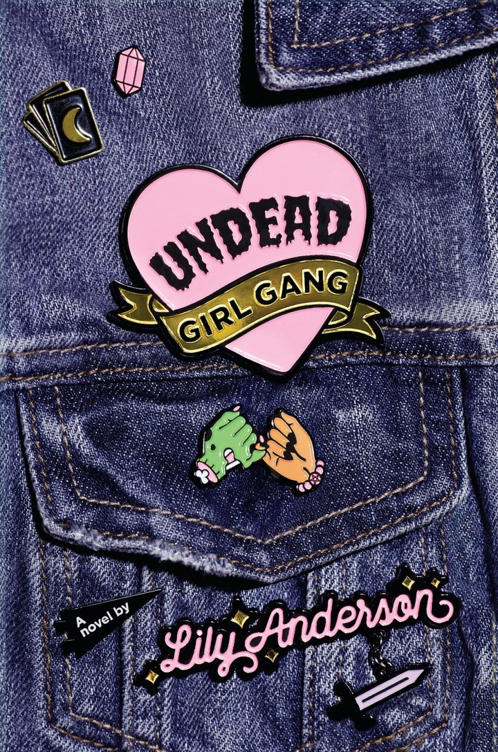 Book Review: Undead Girl Gang by Lily Anderson