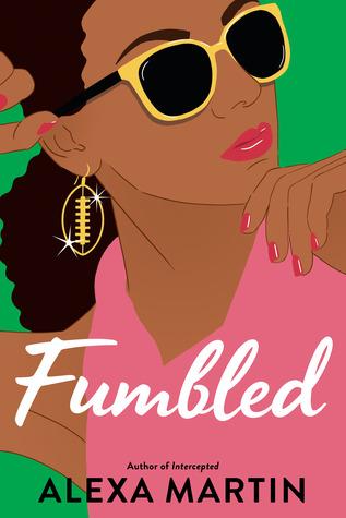 Book Review: Fumbled (Playbook #2) by Alexa Martin