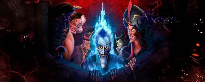 My Top 7 Favorite Villains of allTime