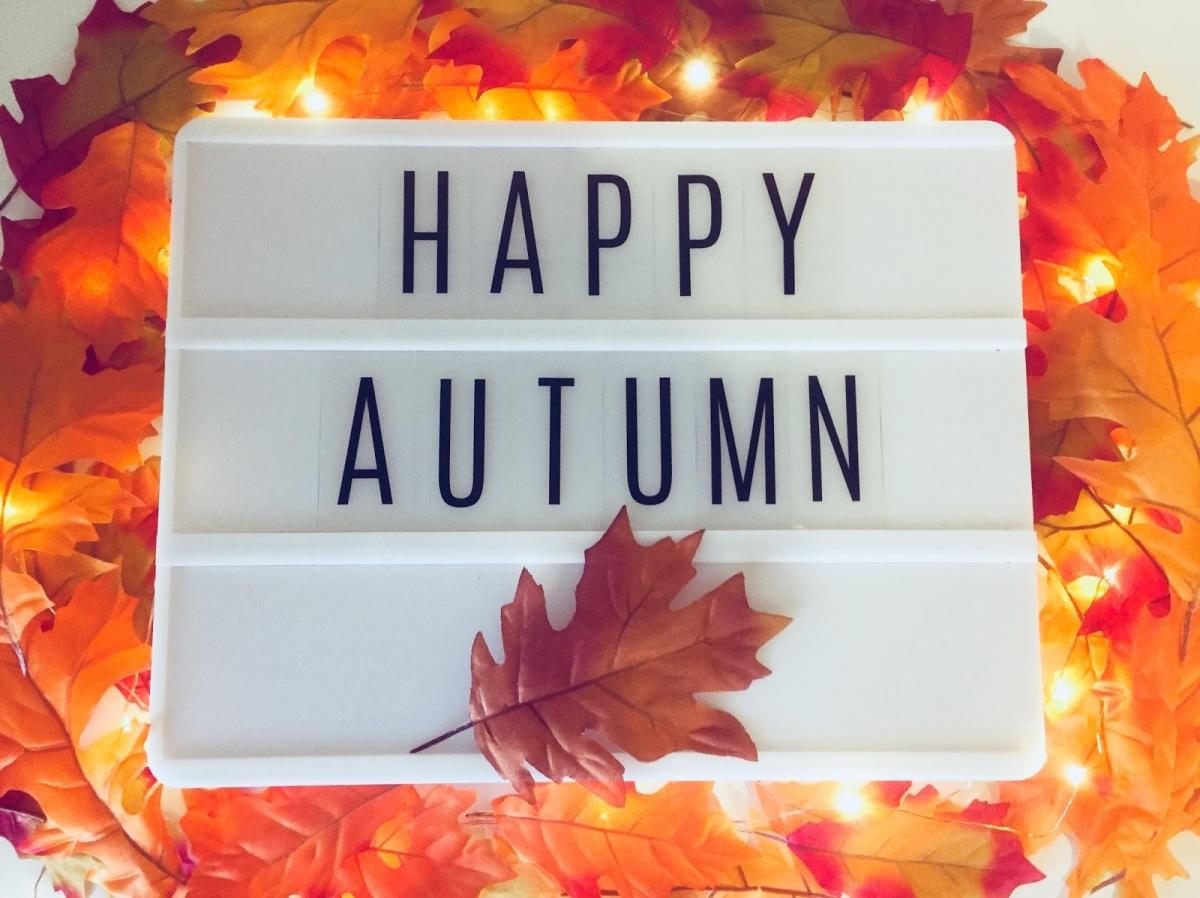 The Autumn Tag!