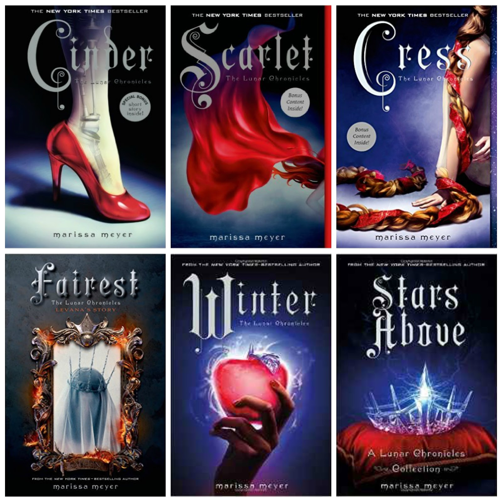 Image result for the lunar chronicles series