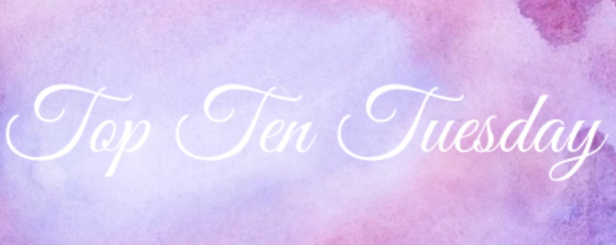Top Ten Tuesday #57 | Reasons Why I Love Adult Romance