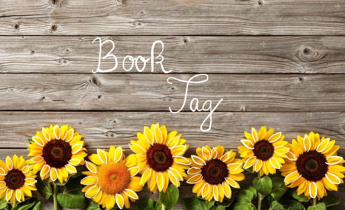 I Dare You! BookTag